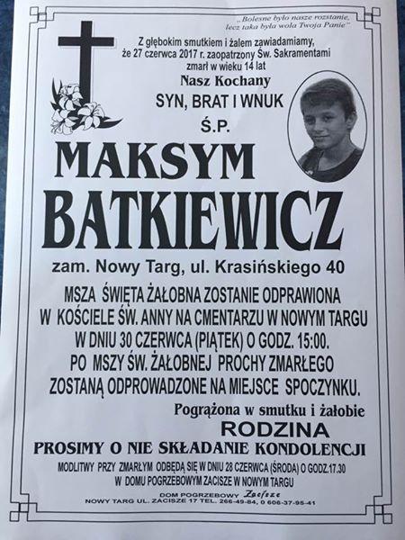 Pogrzeb_Maksym_Batkiewicz